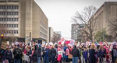2017.01.21 Women's March Washington, DC USA 00100