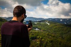 dam shooting landscape (Rajkosk8) Tags: rajkosk8 serbia montenegro crna gora srbija pejzaz landscape mountain snow sneg planina rajko radosavljevic