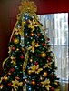 ~ A Rockin Around The Christmas Tree... (~ Cindy~) Tags: tree christmas decorations bows lights tn rockwood 2016 southernstyle home friends