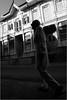 mulla miya, siddhpur (nevil zaveri (thank you for 10 million+ views :)) Tags: zaveri muslim gujrat india images stockimages man men gujarat nevil nevilzaveri photography photographer photos blog photograph photographs stock photo people exterior street heritage architecture haveli facade blackandwhite bw monochrome windows doors sunlight glasses reflection