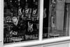 Vintage guitars (Speedy349) Tags: cowes isleofwight iow guitar tuning window blackwhite bw