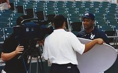 Rock TV (NJ Baseball) Tags: 2000 timraines somersetpatriots atlanticleague independentleague newjersey bridgewater somersetcounty halloffamer