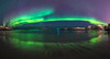 Aurora in Andenes (Larsenio) Tags: fisheye da1017mm pentax pentaxk5 ricoh sea seascape seascapes seagrass ocean beach andøy andenes andøya aurora auroraborealis nordlys northern norway norge north norvege norwegen nordic norsk nordland norwegian northernnorway colors coast coastal strand green perfect light explore