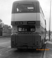 GMT 7602 (LJA 602P) (SelmerOrSelnec) Tags: gmt leyland atlantean northerncounties lja602p hyde bus monochromatic