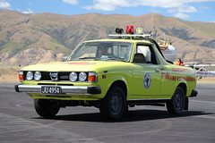 JU 4954 (ambodavenz) Tags: subaru mpv arff crash fire rescue wanaka airport vehicle central otago new zealand