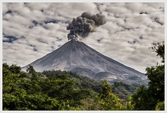 living with a volcano (i.v.a.n.k.a) Tags: ivanadorn sonyalpha ivanahesova volcano active eruption landscape mexico colima volcandefuego
