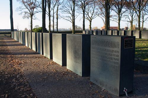 Belgium Langemark German cemetery (#0350)