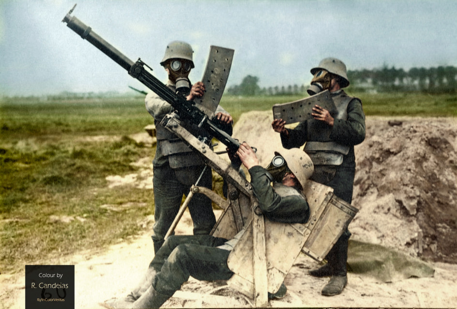 The World's Best Photos of colorizations and ww1 - Flickr Hive Mind