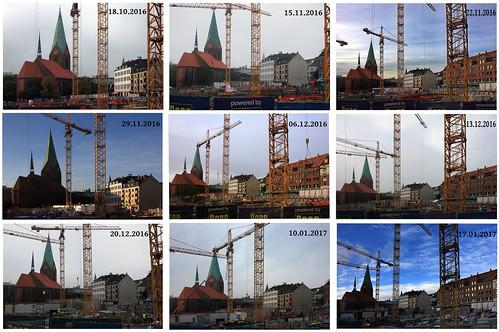 Baustelle Schlossstraße - Standort 1 - Chronik 3