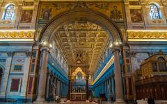 St. Paul's Basilica (01) (Vlado Ferenčić) Tags: basilicaofsaintpauloutsidethewalls stpaulsbasilica roma castleschurches churches italy nikond90 tokina12244