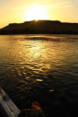 felouk1 (5ophi3) Tags: egypte nile sunset