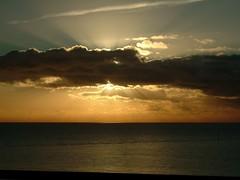 Morning Light 2 (geishaboy500) Tags: ocean morning light sunset beach sunshine clouds gmail com rays geishaboy500