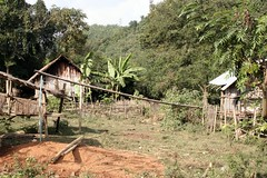 hilltribe village (Shark Attacks) Tags: thailand chiangrai hilltribe northernthailand