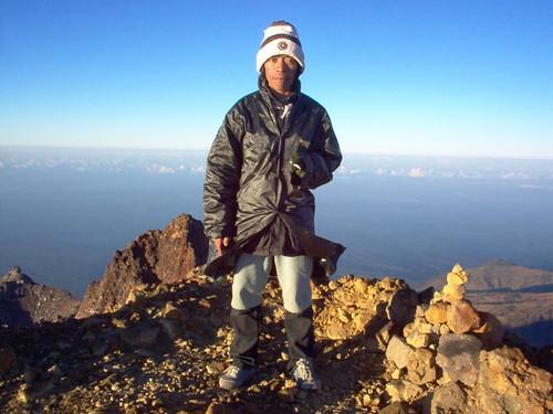Personal guide Bohari Adventure Rinjani Lombok