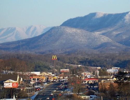 Nice Areas Around Knoxville Maryville Sevierville