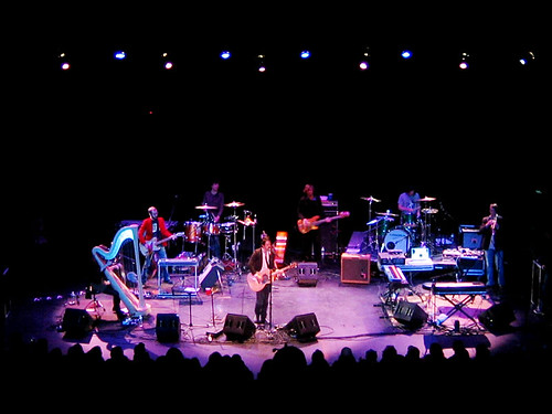 bright eyes - concord - capitol center for the arts - nov 24 2005