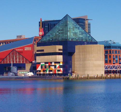 The Baltimore National Aquarium