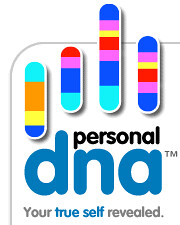 personal dna logo
