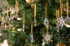 Stars Of Queen Victoria (MykReeve) Tags: christmas tree stars star sydney australia christmastree christmasdecorations newsouthwales christmasdecoration swarovski queenvictoriabuilding swarovskicrystal australasia