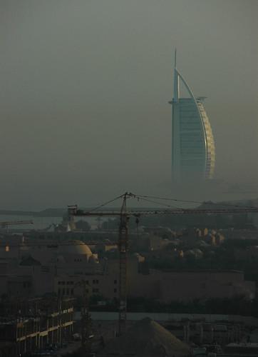 Smoggy Dubai (c) Michael Steen