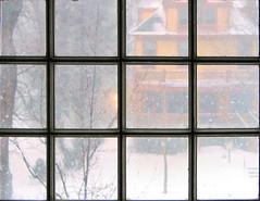 Window on Snow by Sharon Mollerus, on Flickr