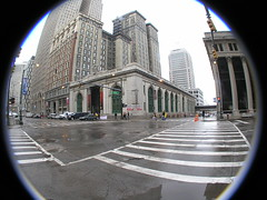 Finance Area (SNWEB.ORG Photography, LLC.) Tags: street old city b urban distortion fish streets building brick eye art architecture corner skyscraper buildings lens grit downtown arch view skyscrapers angle state mesh fort indian detroit wide perspective citylife bank wideangle gritty historic full fisheye 180 hidden sidewalk event fabric forgotten frame tribes styles historical fieldofview vault bld citystreets saving savings fullframe tribe streetcorner asphalt ensemble complex merge meier penobscot banking bldg density annex grouping fisheyelens 180degrees vary downtowndetroit donaldson bl rowland bldgs wirt orante penobscotbuilding wirtrowland perspectiv thevault wirtcrowland predepression predepressionarchitecture donaldsonmeier donaldsonandmeier urbanfabric bankhall varying fisheyedistortion penobscottribe penobscotbldg penobscotannex statesavingsbank bankinghall penobscotcomplex fullframefisheye