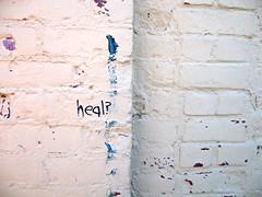 heal?