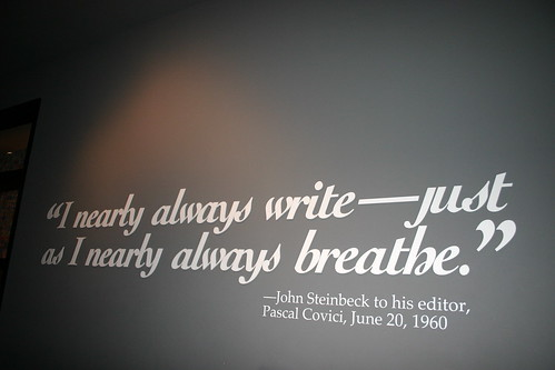 Writing = Breathing