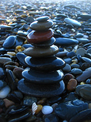 pebble stack (*omnia*) Tags: topf25 topv111 topv555 topv333 stones australia pebbles coffsharbour pc2450 auspctagged korora