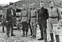 Meeting Russians at 38th Parallel (dok1) Tags: korea 1945