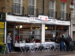 Picture of S And M Cafe, N1 8LN