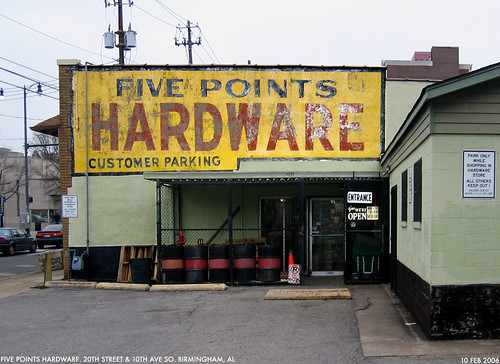 Five Points Hardware