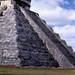 can8602_16, El Castillo, Chichen Itza, Maya Ruins, Yucatan Peninsula, Mexico
