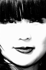 Japanese girl, Harajuku, Tokyo, Japan (Eric Lafforgue) Tags: japan japon lafforgue nippon niponic japao niponico blackandwhite noiretblanc nb bw takeshitadori takeshitastreet takeshita cosplay meijijingushrine meijijingu japanesegirl japanesegirls lolita gothic gonguro gals kogal loligoth otaku travel voyage ericlafforgue lafforguemaccom mytripsmypics giappone ιαπωνία 일본 japão japón japonsko japonya יפן jepang اليابان jepun יאַפּאַ nihon 日本 nipon asia asie wwwericlafforguecom 日本国 fille girl woman female femme japonia япoнияяпoнія ญี่ปุ่น