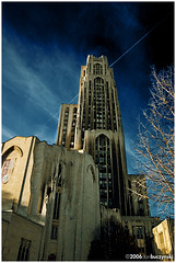 cathedral of learning - by macwagen