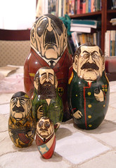 Russian Dolls - by Kaptain Kobold