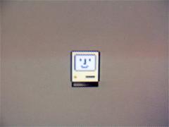 My Hard Drive crashed last night (NoNo Joe) Tags: apple macintosh imac crash sixwordstory happyface