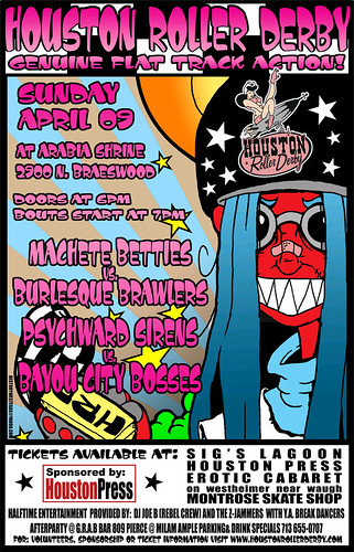 First Bout Poster