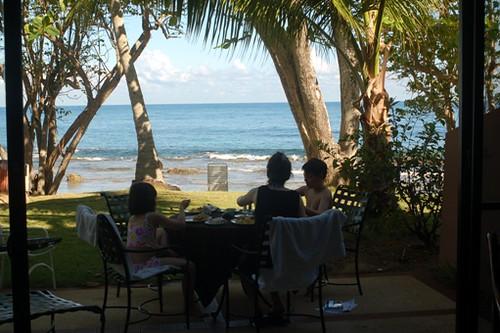 Breakfast at Dorado Beach