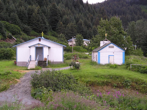 Russian Orthodox Churches, Nanwalek, AK.