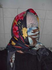 IM000066 (oplpenitz) Tags: scarf headscarf bondage gag silkscarf scarves