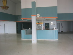 Plaza Twin concession stand (Lost Tulsa) Tags: cinema oklahoma movie theater tulsa losttulsa plaza2 plaza3 plazatwin