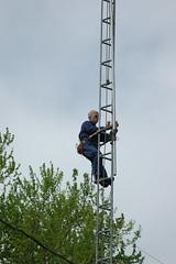 DSC_0552.JPG (N5QI) Tags: tower hamradio amateurradio searcy whitecounty ncaars w5dux wa5ysd