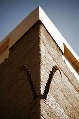 Ibex horns on a facade - Yemen (Eric Lafforgue) Tags: republic arabic arabia yemen arabian ramadan yemeni yaman arabie yemenia jemen lafforgue arabiafelix  arabieheureuse  arabianpeninsula ericlafforgue iemen lafforguemaccom mytripsmypics imen imen yemni    jemenas    wwwericlafforguecom  alyaman ericlafforguecomericlafforgue contactlafforguemaccom yemenpicture yemenpictures