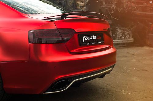 Audi RS5 от Fostla и PP-Performance