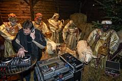Last Night A DJ Saved My Life - #21 (Monty May (OBSERVE)) Tags: iserlohn nrw germany street humour