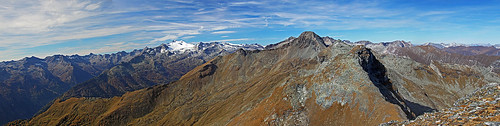 Reitereck panorama