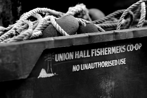 Union Hall Fishermen
