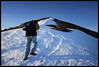lomond- forwards! (KF 红相机) Tags: winter mountain 350d climb scotland scenary stunning dslr benlomond eos350d lochlomond hillwalking munro