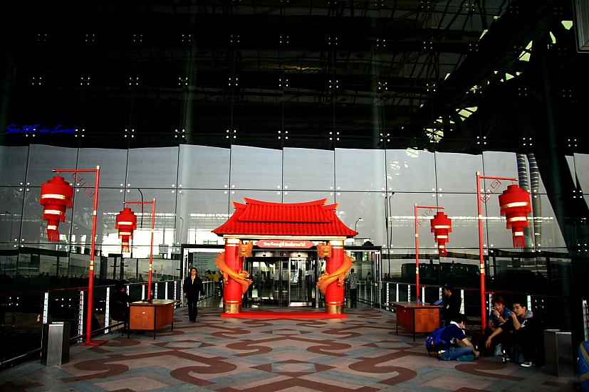CNY Motif @ Suvarnabhumi Airport Bangkok